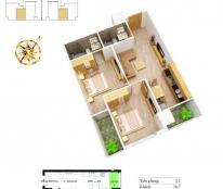 Tôi cần bán gấp căn 2PN, 62,7m2 Mỹ Sơn 62 Nguyễn Huy Tưởng, giá cắt lỗ 26 tr/m2. LH: 0989 020 064