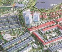 Cần bán căn penthouse view hồ chung cư thanh hà mường thanh giá 10tr/m2