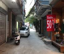 Bán nhà Nguyễn Chí Thanh MT 4.2m 4.25 tỷ kinh doanh, ô tô đỗ