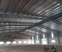 Cho thuê kho 11000 m2 trong KCN Mỹ Xuân A, Tân Thành, Bà Rịa Vũng Tàu