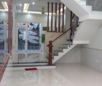Cho thuê nhà phố 4,5 x 40 mặt tiền CMT8 Tân Bình