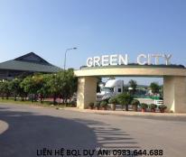 Bán đất tại KĐT Quang Minh Green City, Thủy Nguyên, Chiết khẩu +3%