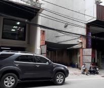 Bán nhà 5,5 tầng mặt phố Tuệ Tĩnh diện tích 50m giá 22 tỷ.