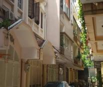 Cần bán nhà phố Tam Trinh 55m x 5 tầng, mt 4.5m, giá 6.9 tỷ, ô tô.
