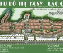 Đất thuộc khu đô thị Kosy - Lào Cai