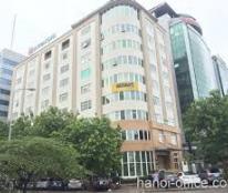 Cho thuê văn phòng DT: 35m2-90m2-250m2-500m2, Giá 230 nghìn/m2 tòa Intracom - Duy Tân- Cầu
