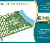 Bán Đất Nền Nhà Ở Sinh Thái Nam Đà Nẵng Bên Sông
