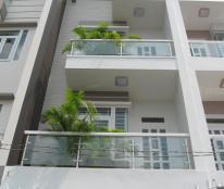 Bán nhà hẻm 8m Hoàng Hoa Thám, Bình Thạnh 4.5X12m, 3 lầu mới 100%