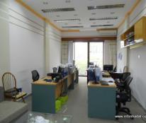 Cho thuê văn phòng quận Ba Đình, Hoàn Kiếm, Đống Đa. Diện tích 15 - 90m2. LH: 0901723628