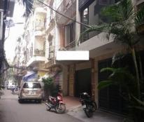 Bán nhà mặt tiền, ô tô tránh khu Dịch Vọng, DT 56 m2 x 6 tầng. MT 4m, giá 6.8 tỷ