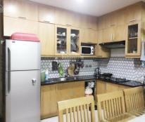 Bán chung cư TSQ Làng Việt Kiều Châu Âu 75m2 tòa T2 đầy đủ nội thất giá 28tr/m2