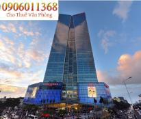 Cho thuê văn phòng cao cấp Lotte Center Hà Nội, giá 637 nghìn/m2, full. LH Tuấn 0906011368