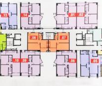 Bán chung cư khuông việt ngay CV Đầm Sen - View đẹp đầm sen - Chỉ có 980 triệu/căn