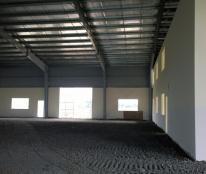 Cho thuê nhà xưởng 5000 m2 trong KCN Tân Đô, Đức Hòa, Long An
