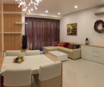 Cần bán gấp chung cư An Phú Q6, nhà mới lô A, lầu 12 đầy đủ nội thất mới mua. 92m2, 2PN, 2WC