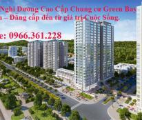 Bán Căn Hộ 63m2 nghỉ dưỡng cao cấp BimGroup Hạ Long, Giá rẻ 1.2 tỷ.