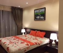 Cho thuê chung cư Golden WestLake 114m2, 2 phòng ngủ, full đồ. Giá 33 triệu/tháng