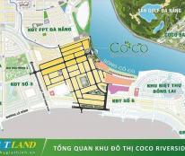 CHIẾT KHẤU KHỦNG LÊN ĐẾN 7% KHI MUA ĐẤT TẠI DỰ ÁN COCO RIVERSIDE CITY VEN SÔNG CỔ CÒ