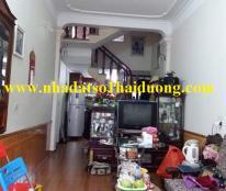 Cần bán nhà 2.5 tầng ngõ Phạm Ngũ Lão, Hải Dương, Giá bán 950 triệu