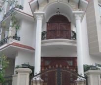 Bán nhà 2 mặt tiền Nguyễn Đình Chiểu, P4, Q3, DT 4.3x22m, xây 4 tầng