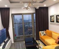 Cho thuê chung cư Star City Lê Văn Lương. 88m2. 2 phòng ngủ đủ đồ đẹp. 17 triệu/tháng.