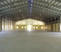 Cho thuê nhà xưởng 5980m2 tại KCN Thụy Vân, Việt Trì Phú Thọ