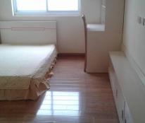 Cho thuê căn hộ dịch vụ tại 713 Lạc Long Quân – Tây Hồ, 118m2, 3PN, 2VS, giá 12 triệu/tháng.