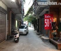 Nhà siêu rẻ, đẹp phố Nguyễn Chí Thanh, ô tô, 30 m2, giá 4.25 tỷ.