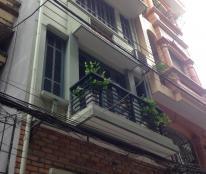 Bán nhà đẹp mặt Phố Trần Quốc Hoàn, 46m2, 5 tầng, 13.5 tỷ KD tốt.