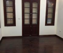 Cho thuê nhà riêng 70m2 x 5 tầng, MT: 7m - giá 22 tr/th ngõ phố Huỳnh Thúc Kháng. LH: 0964712026