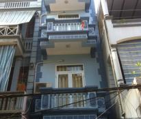 Cho thuê nhà mặt phố Trần Quốc Hoàn, có thể kinh doanh