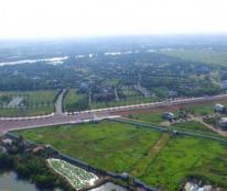 Đất mặt tiền Hùng Vương 50m, 360 triệu/nền, xây dựng ở, KD ngay