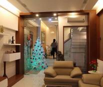Bán nhà MT Yersin ( gần Trần Hưng Đạo). 4x24m. 3 lầu