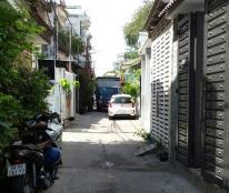 Nhà hẻm lớn  đường Quang Trung, 5x17m, nở hậu 7m , 3 lầu, nhà mới - 4.1 tỷ