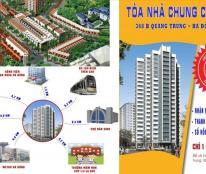 Mở bán đợt cuối chung cư An Lạc Tower 368 Quang Trung, Hà Đông, giá 14tr/m2, nhận nhà ngay.