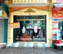 Nhà mặt phố chính chủ cho thuê, thành phố Bắc Giang, đường Trần Nguyên Hãn