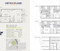 Chủ bán căn nhà vườn, Tây Nam, khu Nguyệt Quế 22 VinHomes Riveside The Harmony. LH 0904939135