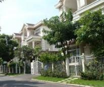 Bán biệt thự liên kế Hưng Thái Phú Mỹ Hưng Quận 7.