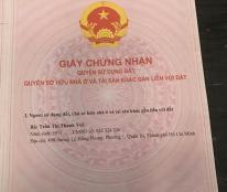 Cần gấp lô C7 khu đô thị Him Lam kênh tẻ, 74.25 m2, 0937552565