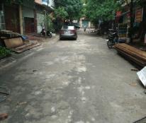 Bán đất KDT Văn Quán, Hà Đông, 41m2,(2 mặt ngõ),Đường 4m, ôtô đỗ cửa (70tr/m2).0988398807