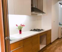 Cho thuê căn hộ chung cư Richland Xuân Thủy, 91m2, 2 phòng ngủ đủ đồ đẹp. 18 triệu/tháng
