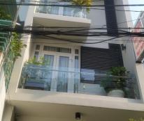 Bán nhà mặt tiền đường Ngô Gia Tự nhà mới, trệt + 4 L, HĐ 65tr còn 5 năm có lề đường 6m