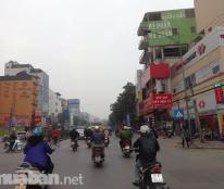 bán nhà mặt phố số 81 Nguyễn Trãi,35m2 x 3 tầng,2 mặt tiền