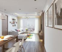 Bán căn hộ 2PN tại chung cư eco green city full nội thất