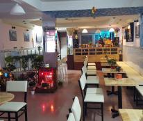 Sang gấp quán café góc 2MT 151 đường số 6, Q.Bình Tân, DT 5x16m, 180 triệu/TL