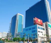 Tòa Charmvit Trần Duy Hưng cần cho thuê mặt bằng văn phòng giá rẻ 14 $/m2. Phụ trách: 0917881711