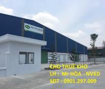 Cho thuê kho tại KCN Cát Lái, Q2 Và KCN Sóng Thần, Bình Dương, LH: 0901297009