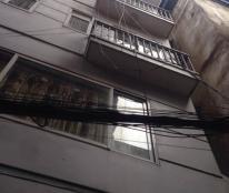 Cho thuê nhà trong ngõ 171 Đặng Tiến Đông, 25m2x6Tx 5m MT(11tr/th)