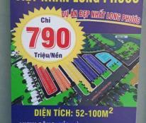 Đất nền gần Vincity -Vingroup Q9, SHR sang tên ngay, giá 790tr/52m2, xây tự do. Đầu tư ngay hôm nay