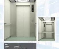 Thiết kế, lắp đặt thang máy